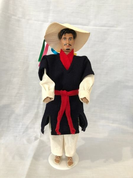 CHIAPAS MALE COLLECTION DOLL