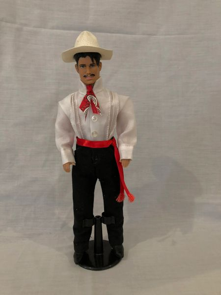 CAMPECHE MALE COLLECTION DOLL
