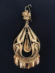 Large earrings- Drop/ Drop