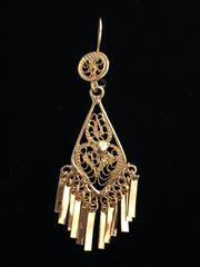 Mini earrings - Diamond