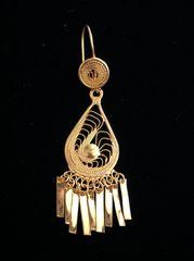 Mini earrings- Drop/ 1 Dot