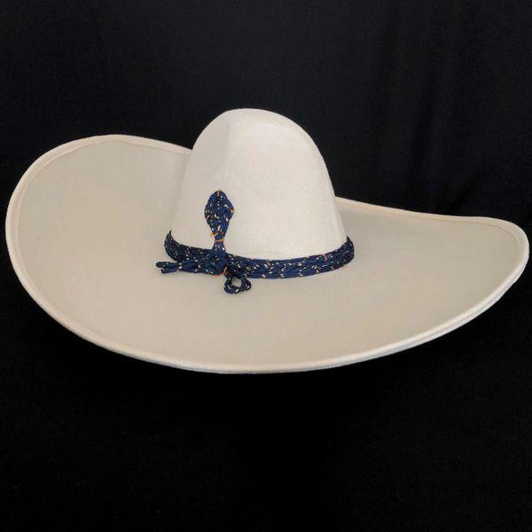 Charro Hat (plain)