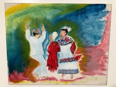 Jarana Yucateca Painting