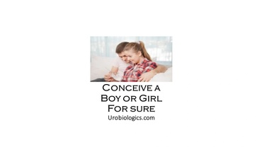 Urobiologics LLC : A Powerful Way to Conceive a Boy or girl.