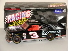 1995 RCCA 1/24 #3 GM Goodwrench Chevy Truck Mike Skinner CWB AUTOGRAPHED