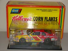 1998 Revell 1/24 #5 Kellogg's Corn Flakes Chevy MC Terry Labonte CWC AUTOGRAPHED