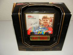 1993 RC Premier 1/64 #24 Dupont Chevy Lumina Jeff Gordon CWC