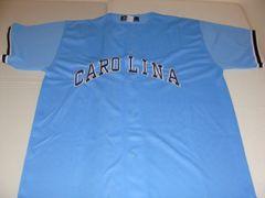 NORTH CAROLINA Tarheels NCAA Baseball Blue Throwback Team Jersey