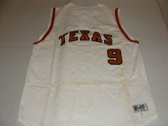 #9 TEXAS Lady Longhorns NCAA Softball White Throwback Vest Jersey
