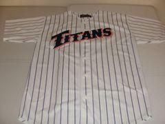 #18 CAL STATE Fullerton Titans NCAA Baseball White PS Throwback Jersey