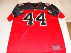 #44 CINCINNATI Bearcats NCAA Football Red Throwback Youth Jersey