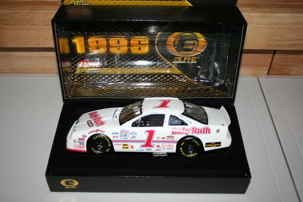 1999 Elite 1/24 #1 Baby Ruth Candy 1992 BGN Ford Tbird ...