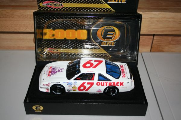 2000 Elite 1/24 #67 Outback Steakhouse 1990 BGN Pontiac GP Jeff Gordon CWC