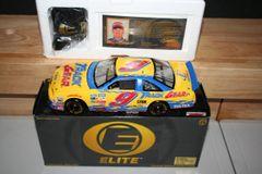 1997 Elite 1/24 #9 Track Gear BGN Ford Thunderbird Jeff Burton CWC