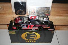 "1997 Elite 1/24 #17 WA Parts America ""25th Anniversary"" Chrome Chevy MC Darrell Waltrip CWC"