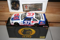 1997 Elite 1/24 #37 Kmart RC Cola Ford Thunderbird Jeremy Mayfield CWC
