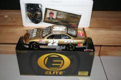 1997 Elite 1/24 #22 MBNA America Gold Pontiac GP Ward Burton CWC