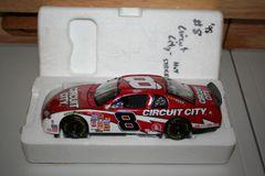 1998 Elite 1/24 #8 Circuit City Chevy MC Hut Stricklin CWC