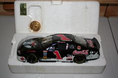 1998 Elite 1/24 #1 Coca Cola Polar Bear Japan Race Chevy MC Dale Earnhardt Jr. CWC