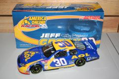 2003 Action 1/24 #30 AOL America Online Chevy MC Jeff Green CWC