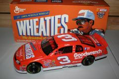 "1998 Action 1/18 #3 GM Goodwrench ""Wheaties"" 1997 Chevy MC Dale Earnhardt CWC"