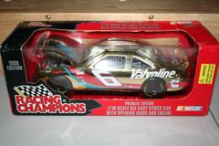 1996 RC Premier 1/18 #6 Valvoline GOLD Chrome Ford Thunderbird Mark Martin CWC