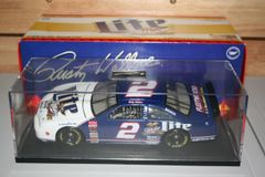 1997 Action 1/24 #2 Miller Lite Beer Ford Thunderbird Rusty Wallace CWC