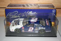 1997 Action 1/24 #2 Miller Lite TEXAS Race Ford Thunderbird Rusty Wallace CWC