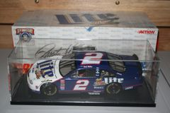 1998 RCCA 1/24 #2 Miller Lite Beer Ford Taurus Rusty Wallace CWB