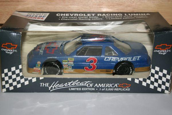 1993 Revell 1/24 #3 Chevrolet Racing Lumina Promo CWC