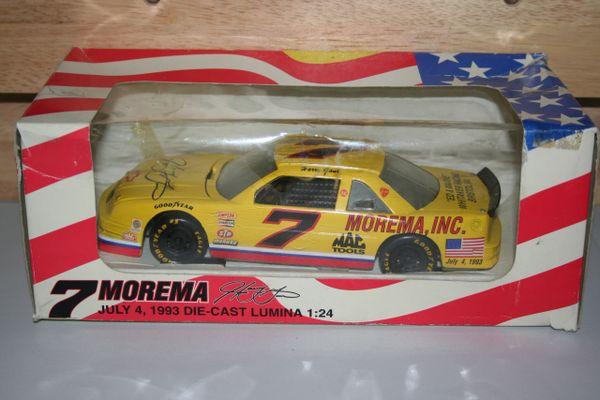 1993 Revell 1/24 #7 Morema, Inc. BGN Chevy Lumina Harry Gant CWC
