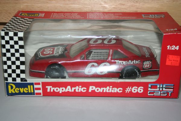 1991 Revell 1/24 #66 Phillips 66 Trop Artic Pontiac GP No Driver Listed CWC