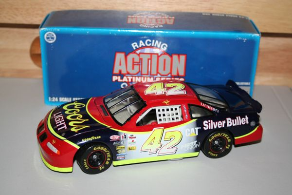 1996 Action 1/24 #42 Coors Light Silver Bullet Pontiac GP Kyle Petty CWC