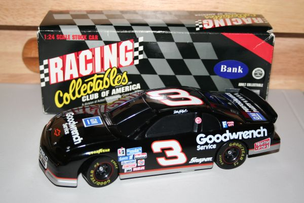 1995 RCCA 1/24 #3 GM Goodwrench Service Chevy MC Dale Earnhardt BWB