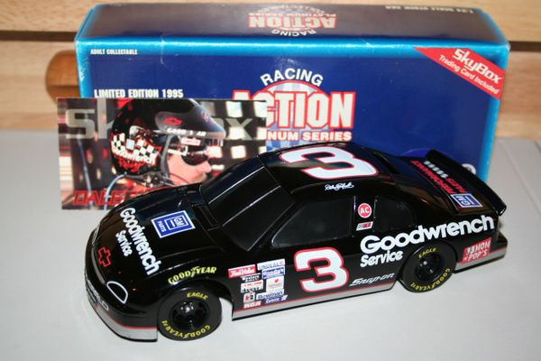 1995 Action 1/24 #3 GM Goodwrench Service Chevy MC Dale Earnhardt BWB