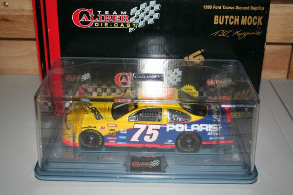 1999 TC 1/24 #75 Polaris ATVs Ford Taurus Ted Musgrave CWC