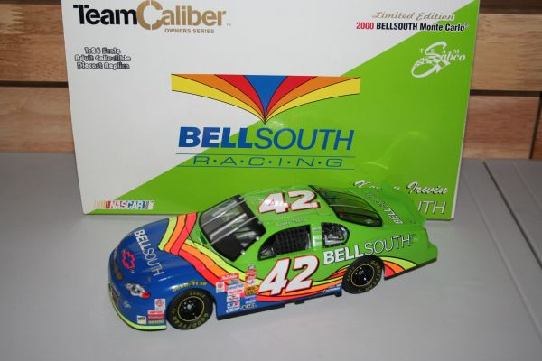 2000 TCO 1/24 #42 BellSouth Chevy MC Kenny Irwin CWC