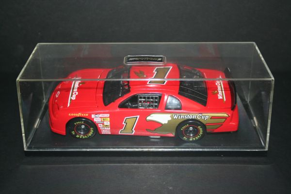 1996 RCCA 1/24 #1 WINSTON CUP Show Car Red Chevy MC CWC No Box
