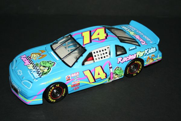 1996 Action 1/24 #14 Racing for Kids Chevy MC Jeff Green CWC LOOSE