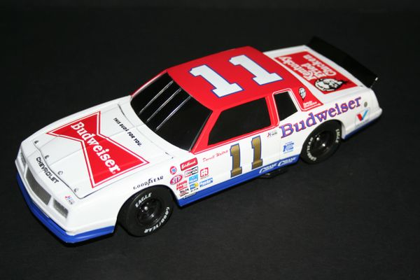 1994 Action 1/24 #11 BUDWEISER 1984 Chevy MC Darrell Waltrip BWB LOOSE