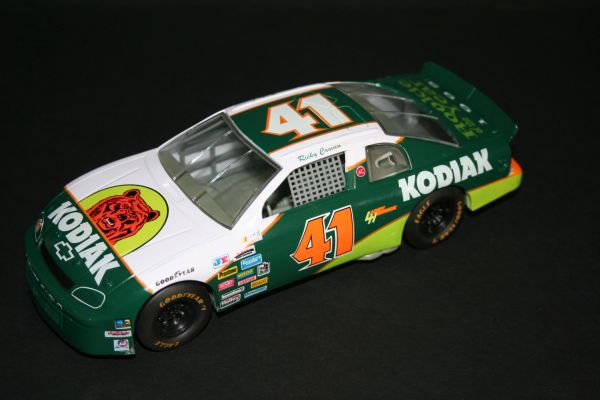 "1995 RC 1/24 #41 Kodiak Racing ""1995 ROTY"" Chevy MC Ricky Craven CWC LOOSE"