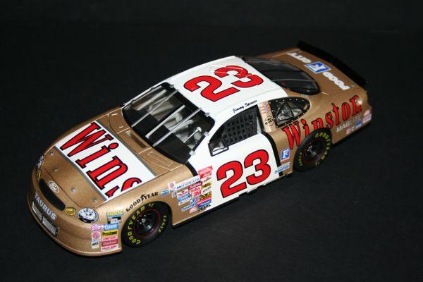 1999 TC 1/24 #23 Winston Lights Ford Taurus Jimmy Spencer CWB LOOSE