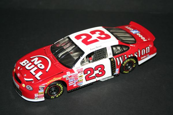 1999 Action 1/24 #23 Winston No Bull Ford Taurus Jimmy Spencer CWC LOOSE