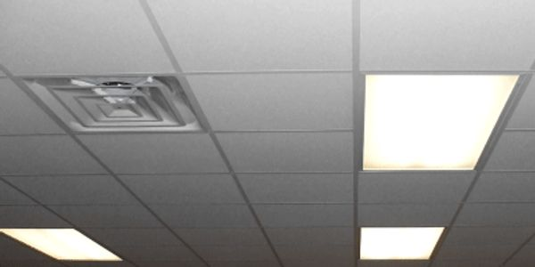 Acoustical ceiling cleaning Wisconsin