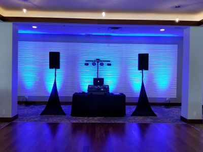 A True Family Affair Entertainment DJ Setup