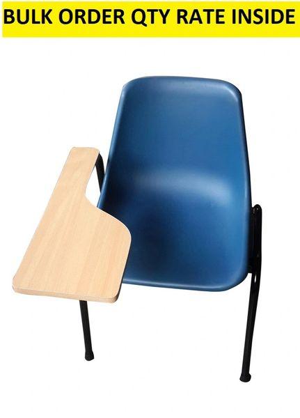 MBTC Student Writing Chair in Laminated Handrest ( Bulk Order )