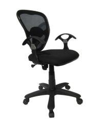 MBTC Mesh Net Medium Back Office Chair ( PAN )