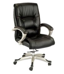 MBTC High Back Boss Chair In Black ( LP 101 )