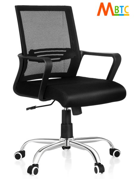 MBTC Harmony Mesh Office Revolving Chair