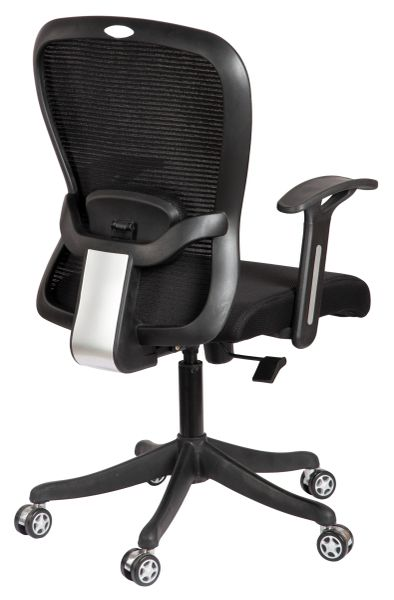 MBTC INOX Mid Back Mesh Office Chair